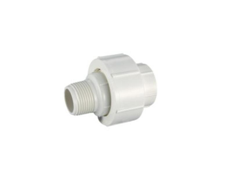Características y conexiones del tubo de alimentación de CPVC