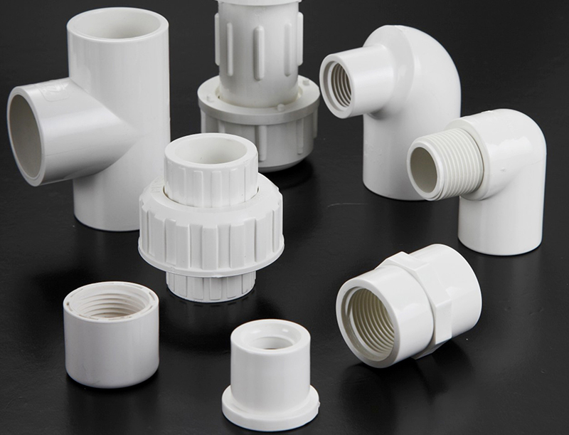 Los accesorios de tubería de PVC eliminan los puntos fríos