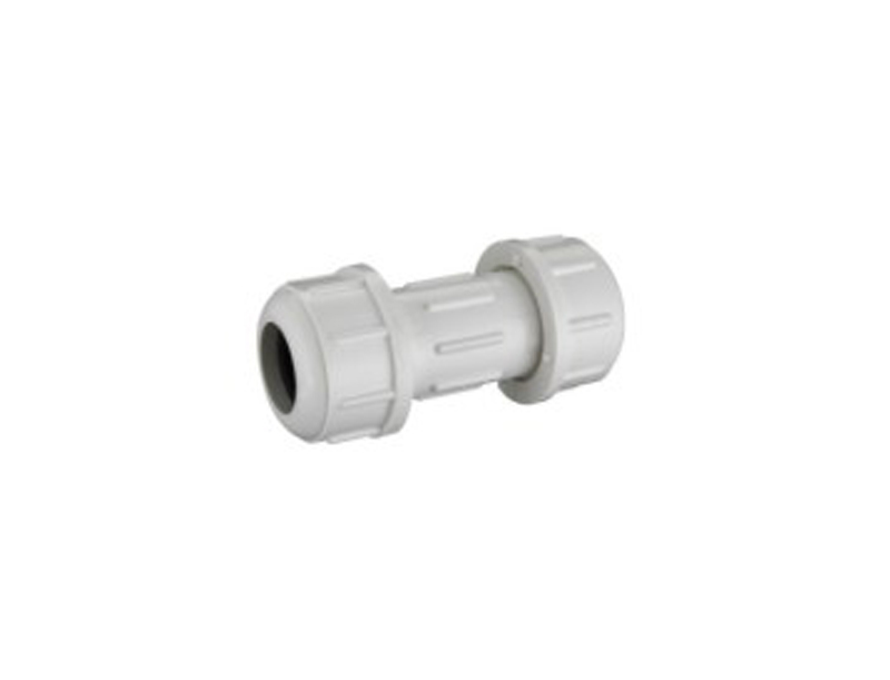 Acoplamiento de conexión de compresión de tubería de agua de 1-1/2