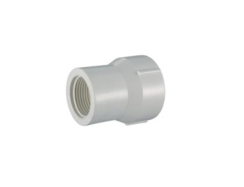Procedimiento de prueba de presión del sistema para accesorios de tubería de PVC